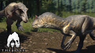 The King Of The Forest   Life of the Allosaur - The Isle