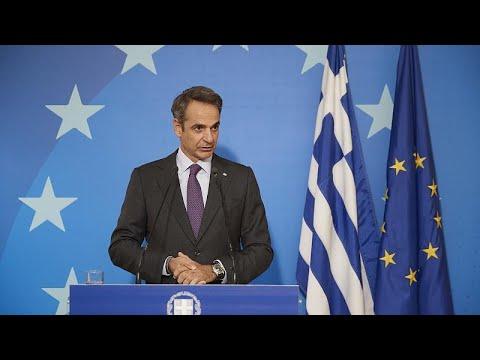 «Ετοιμη η Ελλάδα για Χάγη αλλά μόνο για θαλάσσιες ζώνες» δήλωσε ο Κυριάκος Μητσοτάκης…