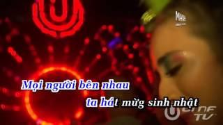 Khúc Hát Mừng Sinh Nhật (Remix) – Phan Đinh Tùng