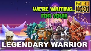 Legendary Warrior Game Review 1080P Official Zonmob Jsc  Action 2016