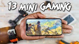 Apple iPhone 13 Mini Gaming - PUBG TEST