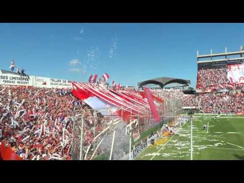 """""""Recibimiento union 1 colon 0"""" Barra: La Barra de la Bomba • Club: Unión de Santa Fe"""