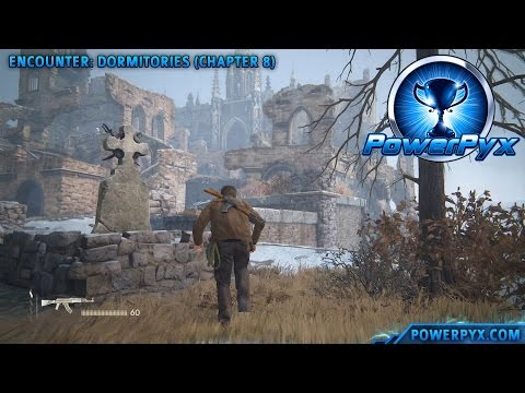 Uncharted 4: A Thief's End - Ghost in the Cemetery Trophy Guide (Chapter 8)
