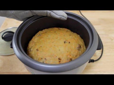 Rice Cooker Carrot Cake Recipe (Very Moist!)