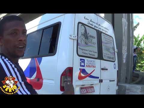 Motoristas falam sobre o Acidente entre Ônibus da Miracatiba e Transporte Alternativo de Juquitiba