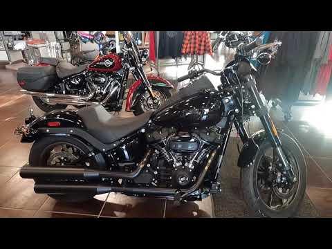 2020 Harley-Davidson Low Rider S FXLRS