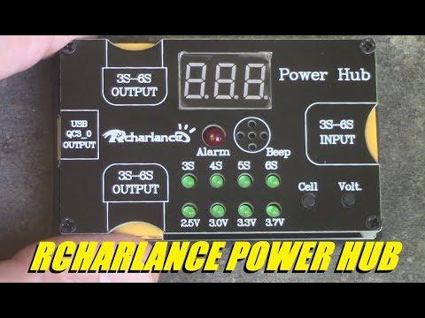 Rcharlance Power Hub from Banggood