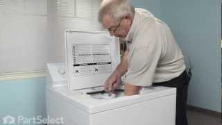 Washer Repair- Replacing the Agitator Repair Kit (Whirlpool Part # 285811)