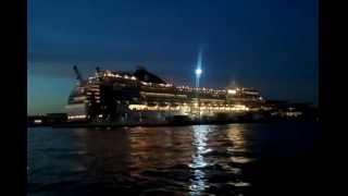 Crucero de lujo en Venecia