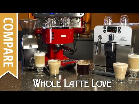 Home Espresso on a Budget: Semi-Automatic vs. Super-Automatic Machines