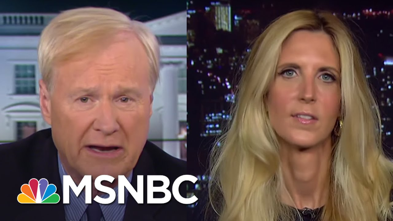 Ann Coulter: 'Most Americans Agree With Trump' | The Last Word | MSNBC thumbnail