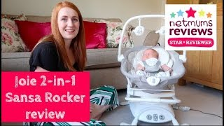 Joie 2-in-1 Sansa Rocker review