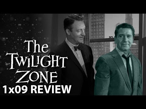 The Twilight Zone (Classic) Season 1 Episode 9 'Perchance to Dream' Review