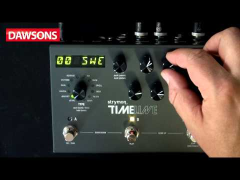Strymon Timeline Delay Guitar Effects Pedal Review