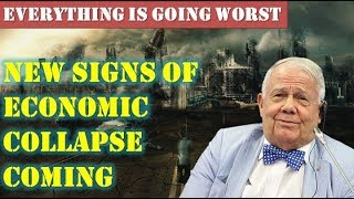 JIM ROGERS_  2019 PREPARE NOW!! Everything Is Going Worst - New Signs of Economic Collapse Coming