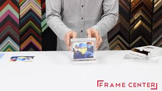 How to put together a 6x6 magnetic frame?