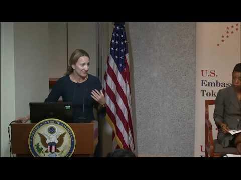 米国大使館主催:家族の再会や親と子の融和に対する米国の対応