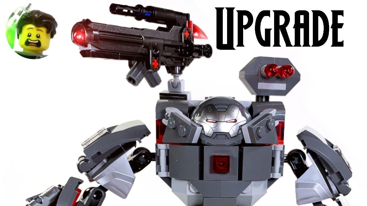 LEGO War Machine Buster MOD 76124