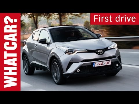 Toyota C-HR review | What Car? Short
