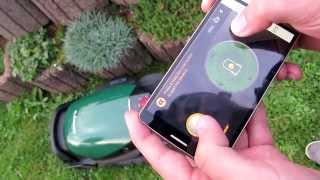 Robomow RC306 Fernsteuerung per App