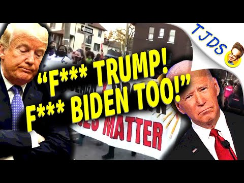 Trump & Biden -- TRUTH In The Streets!