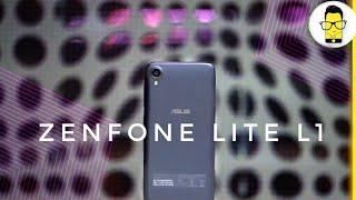 Asus Zenfone Lite L1 review: it's better than you think! feat. Asus Zenfone Max M1