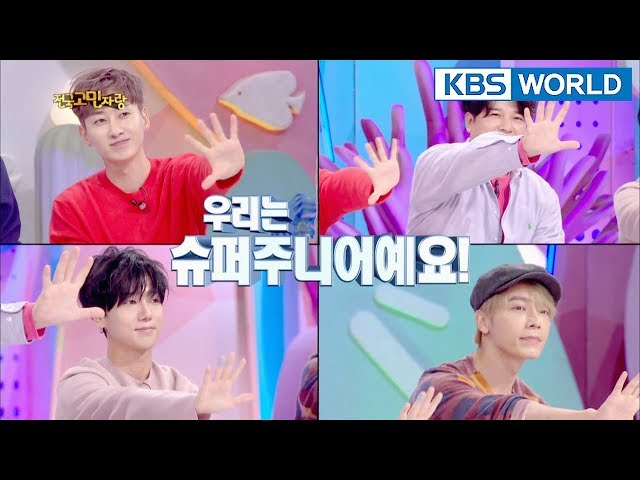 Guests: Super Junior-Yesung, Shindong, Eunhyuk, Donghae[Hello Counselor/SUB : ENG,THA / 2018.01.29]
