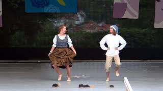 German Folk Dance - Die alte Polka