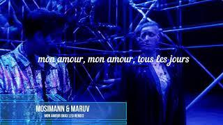 Mosimann & MARUV   Mon Amour (Max Leo Remix)