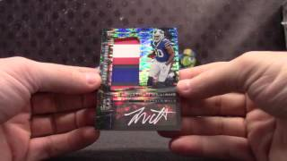 2016 Spectra Football 2 Box Serial #s GB