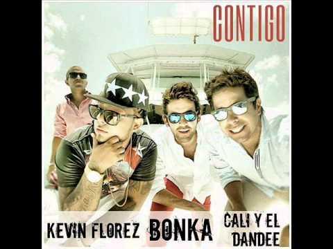 Letra Contigo Cali y El Dandee Ft Bonka y Kevin Florez