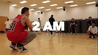 2am adrian marcel dance tutorial - TH-Clip