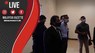 MGTV LIVE : Pegawai Tentera Terima Suapan RM2,500 Dihadap di Mahkamah Sesyen Shah Alam