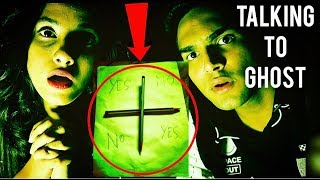Charlie Charlie Pencil Game (GONE WRONG) | Questions Answered