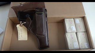 Канада 712: Распаковка купленного пистолета ТТ