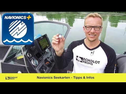 Navionics Seekarten: Tipps und Infos für Kartenplotter und Echolot