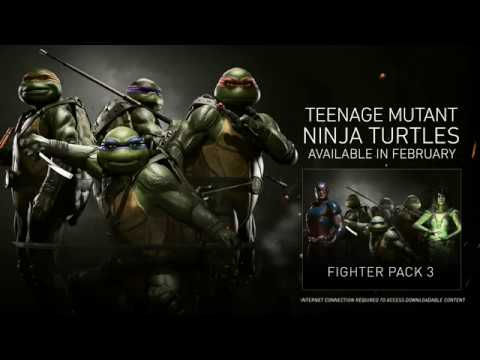Injustice 2 – Teenage Mutant Ninja Turtles