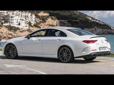 Mercedes Benz AMG CLS 53 Наши тесты