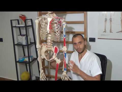 Linfonodi con osteocondrosi cervicale