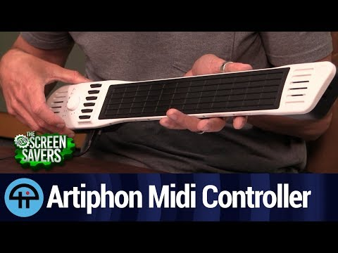Artiphon INSTRUMENT 1 Midi Controller Review Mp3