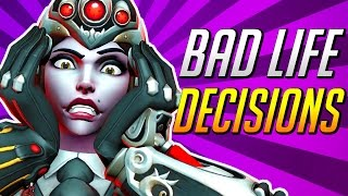 'Bad Life Decisions' | Overwatch Mishaps 22
