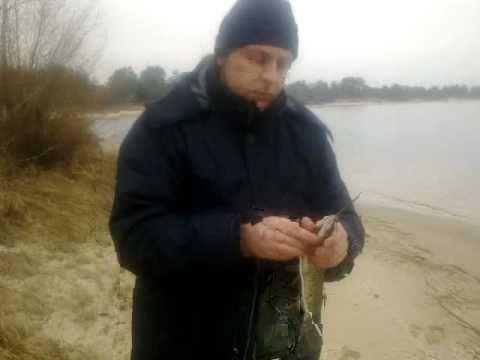 La pesca in Zaporizhia per guardare