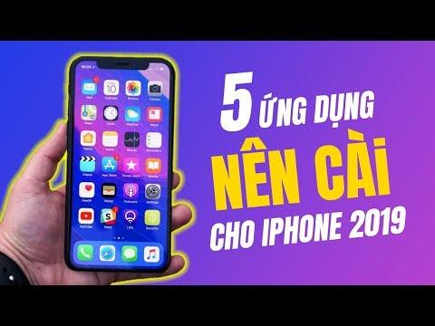 Mời anh em dùng thử 5 ứng dụng cho iPhone trong năm 2019