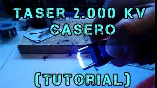 how to make a easy taser