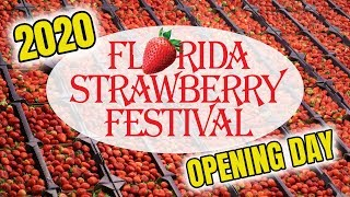 2020 Florida Strawberry Festival Opening Day