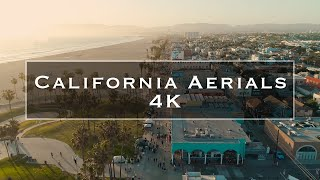 California Aerials in 4K