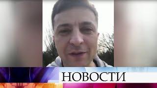 Кандидаты в президенты Украины не могут договориться о дате дебатов.