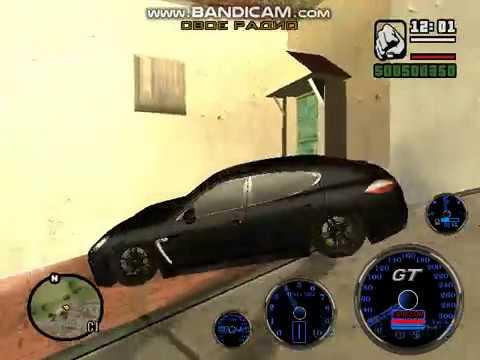 Gta San Andreas Чёрная Пантера В Чёрном Панамера