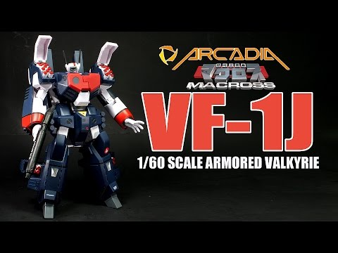 Robotech 30th Anniversary Rick Hunter's VF-1J GBP-1J Red Heavy Armor Veritech