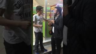 Rizeli uşağın tayyip erdoğan sevgisi:)helal sana çocuk
